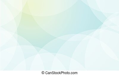 luce blu, astratto, fondo, collezione