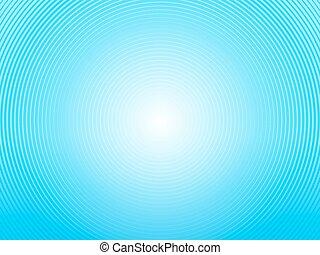 luce blu, astratto, fondo