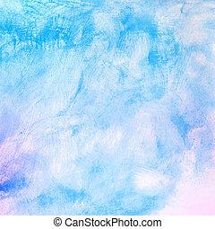 luce blu, fondo, struttura