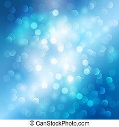 luce blu, fondo