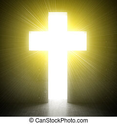 luce, croce
