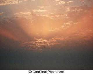 luce, dio