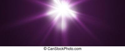 luce, facebook, coperchio, timeline