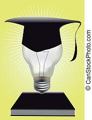 luce, graduazione