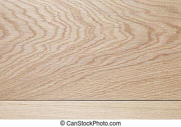 luce, legno, quercia, naturale, struttura