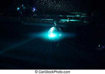luce, scena