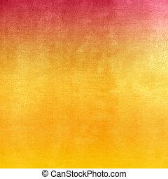 luce, sfondo giallo