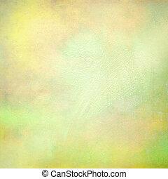 luce, sfondo giallo, struttura