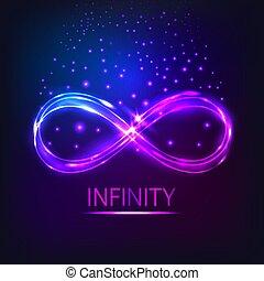 lucente, infinità