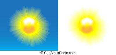 lucente, sole