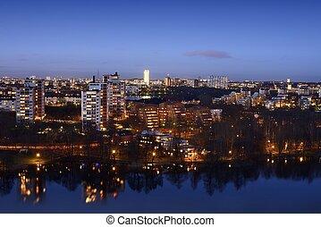 luces, Estocolmo
