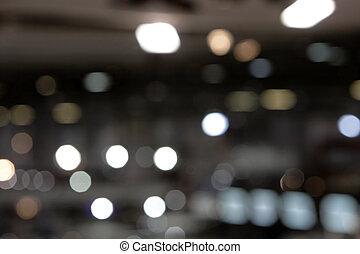 luces, foco, afuera