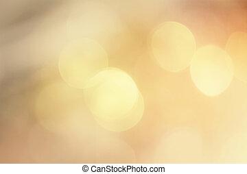 luces, plano de fondo