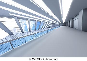 luchthaven, architectuur