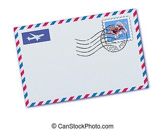 luchtpost envelope