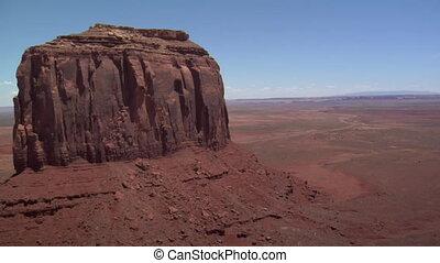 luchtschot, van, monument vallei, mittens