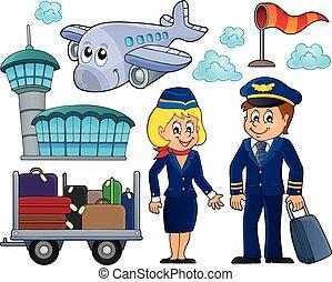 luchtvaart, thematisch
