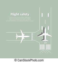 luchtvaart, veiligheid
