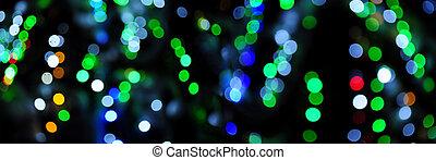 luci, colorito