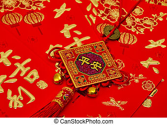 Lucky knot for Chinese