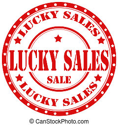 Lucky Sales-stamp