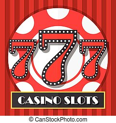 Lucky Seven Casino Slot Machine Bac
