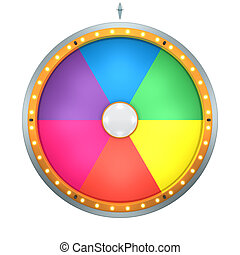 lucky spin 6 colors