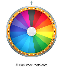 lucky spin color