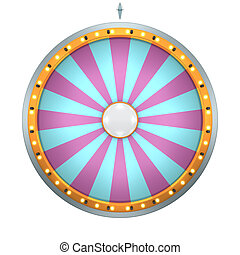 lucky spin pink color