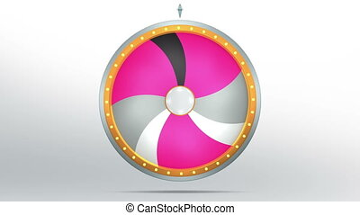 lucky spin twirl eight chance - Lucky spin represent the...