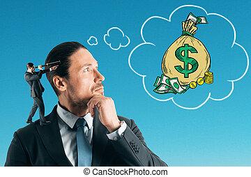 lucro, conceito, renda