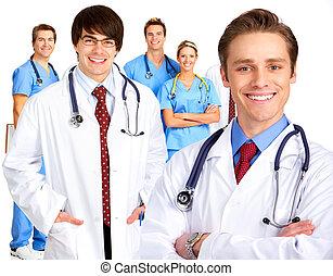 ludzie, medyczny