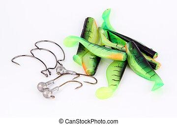 luer., groene, visserij