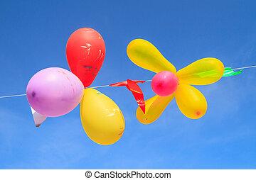 luft, balloon