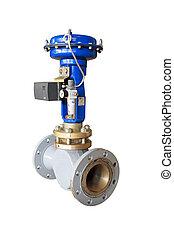 luft, valve.