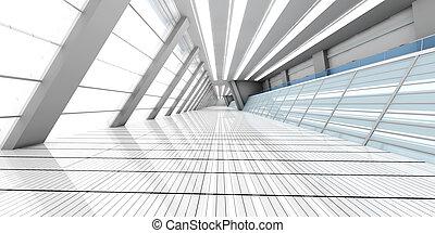 lufthavn, arkitektur