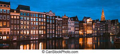 lugar famoso, amsterdam