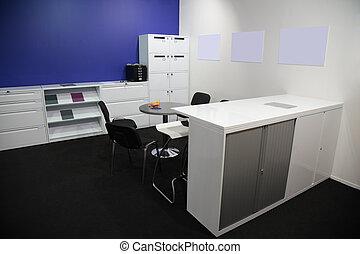 lugar, para, relaxe, em, escritório