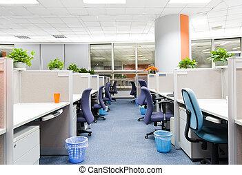 lugar trabalho, escritório