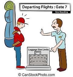 Luggage Size Limits