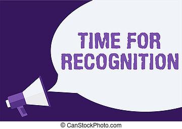 luidspreker, concept, tijd, natuur, stimulus, tekst, belangrijk, acknowledgement, recognition., betekenis, loud., toespraak, interval, tussen, handschrift, boodschap, megafoon, bellen, uit sprekend