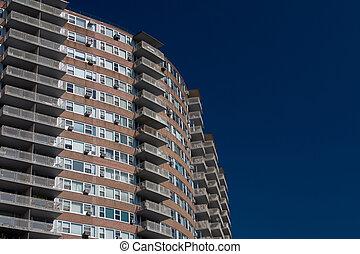lujo, apartamento