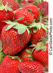 lukk oppe, jordbær
