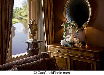 luksus, interior
