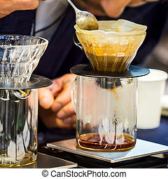 lukt, proving, barista, coffee.