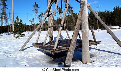 Lumbers created as big swing