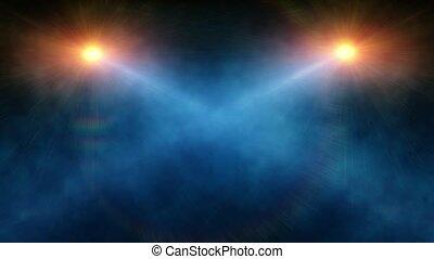 lumière bleue, résumé, tache