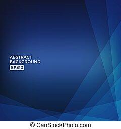 lumière bleue, résumé, vecteur, arrière-plan.