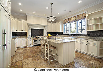 lumière, bois, cabinetry, cuisine