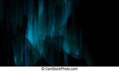 lumière, boucle, aurore